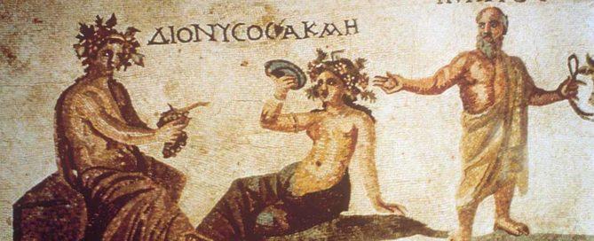 Ιστορία Κρασιού